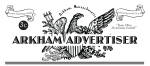 Arkham Advertiser Full Banner