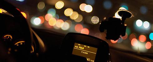 cab drive